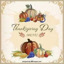 thanksgiving-menu